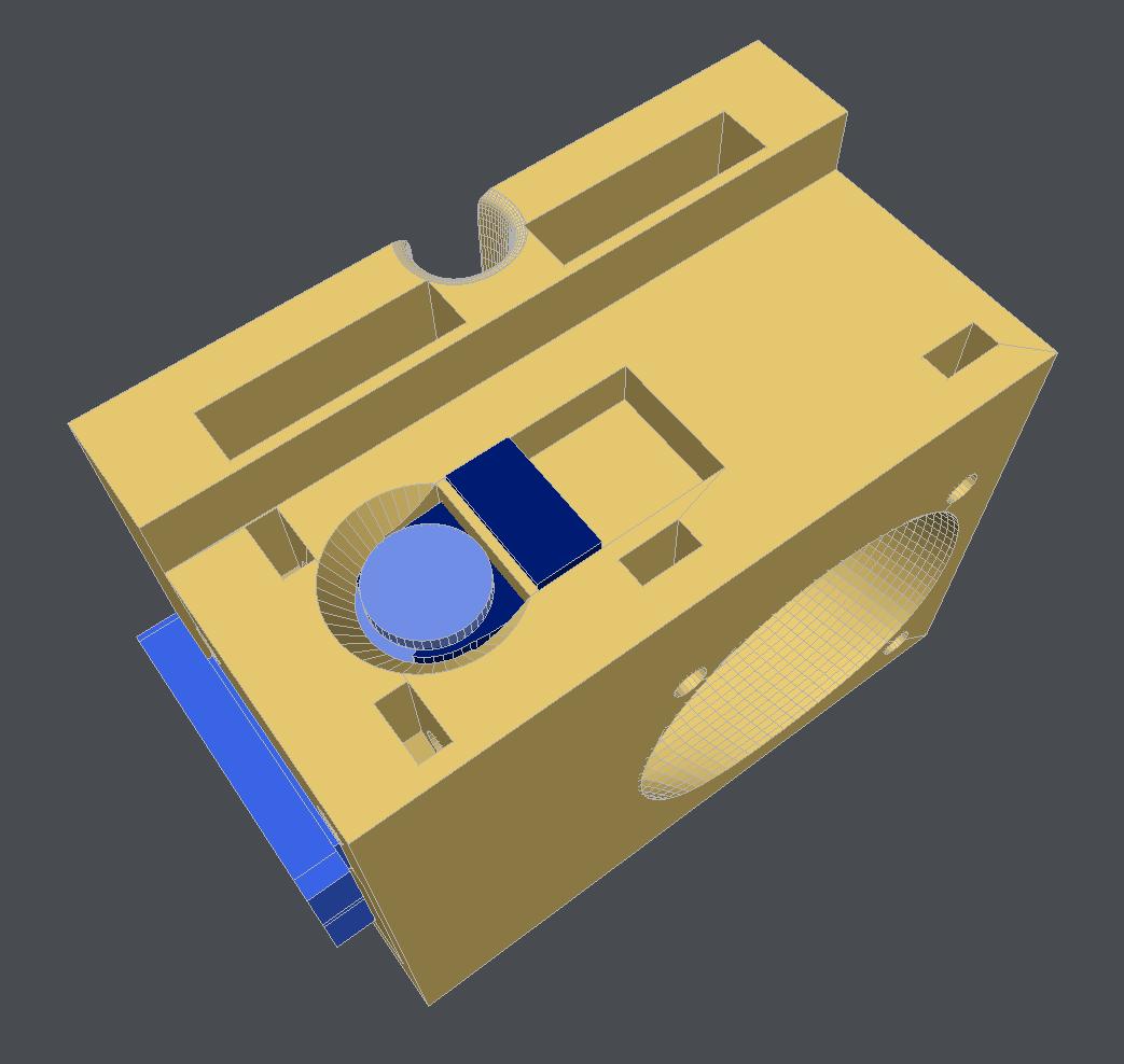 Presenting the NFAN CoreXY 3D printer